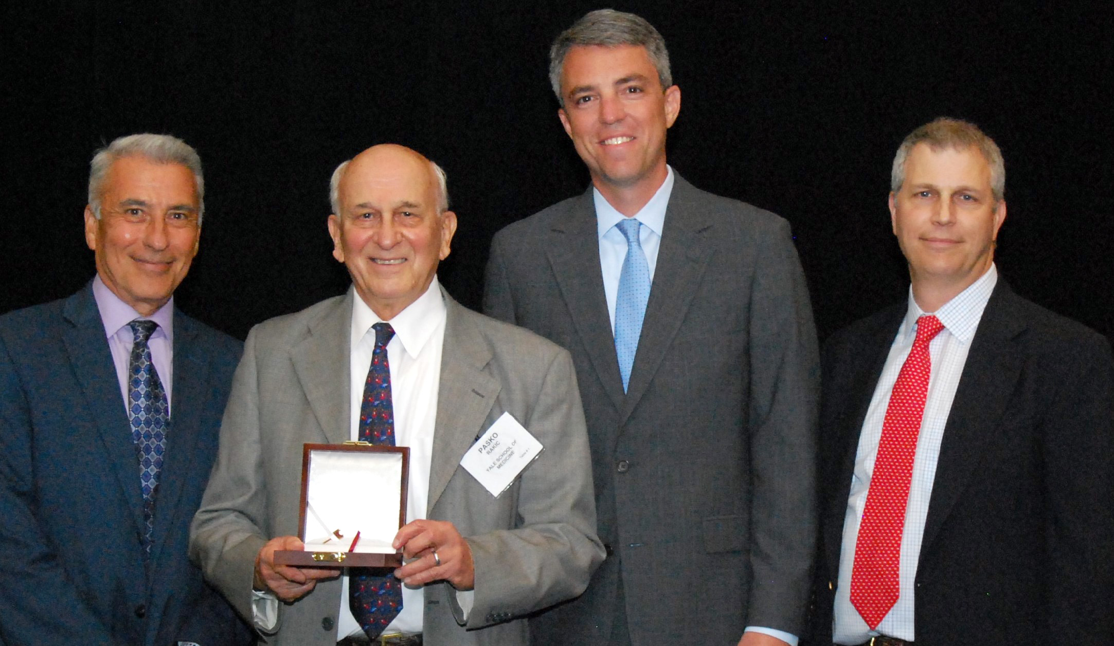 Pasko Rakic, MD, PhD CT Medal of Science 2019