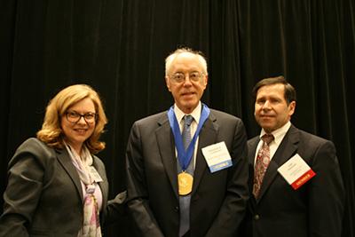 Frederick J. Leonberger 2014 CT Medal of Science