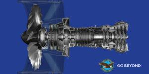 Pratt & Whitney's groundbreaking geared turbofan