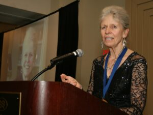 Joan Seitz, 2015 CT Medal of Science